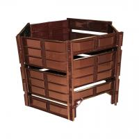 "The fence ""Composter"" (brown)"